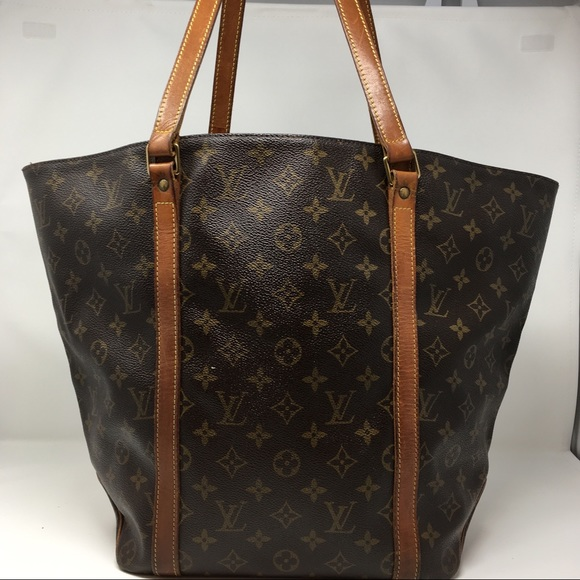 Louis Vuitton Bags   Authentic Tote Bag   Poshmark 11a8422d4b